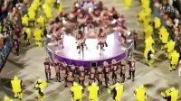 【藤缠楼】移轴镜头拍摄巴西里约热内卢狂欢节