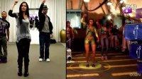 跳舞机神马的都弱爆了,Xbox360展示惊艳体感控制