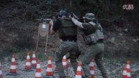CQB训练- L型拐角战术