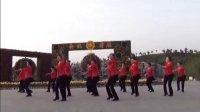 乌海市《亭韵梦舞》健身队