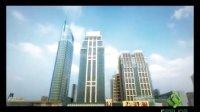 和信新都城市综合体项目设计方案演示 三维动画