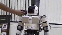 新型保姆机器人