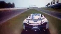 真实赛车3迈凯轮p1尾翼效果
