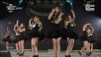 Gee Mnet韩流演唱会现场版