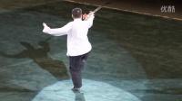 傅清泉 太極刀  楊式太極拳 香港武聯傳統武術錦標賽
