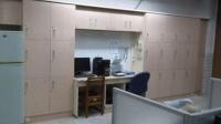 镇申/正陞( iTAR DIY 100%塑钢防水.防虫.防霉)-办公室橱柜设备(台北市立启智学校)