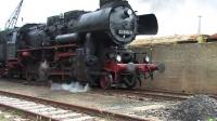 蒸汽机火车视频
