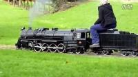 Ka971微型蒸汽机小火车