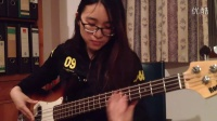 【BVB贝斯】教学1,bass,爬格子,贝斯基础教学