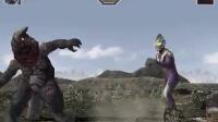 奥特曼格斗进化3 哥尔赞的逆袭 兔子讲解制作