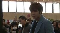 [新闻报道]150311 张根硕 金浦机场出发飞赴日本