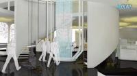 德国贺廷根科技互动 - 科威特科学研究院总体规划,构思设计和建造