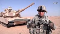 【軍事頻道】- 美军沙漠中的操练 坦克 飞机 火箭弹