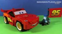 乐高LEGO 闪电 麦昆  LIGHTNING McQUEEN 8484