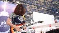 纪斌 电吉他独奏 原创《重生》 杜兰德音箱DURAND音箱 MG120TR 北京乐器展
