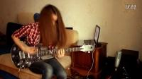 Slash - Anastasia (很漂亮的美女吉他手)
