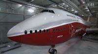 747-8 洲际客机快速组装(PTQ)视频