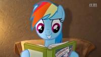 【短片动画】 小马宝莉 我的小马驹 如果拿走了云宝黛西的无畏天马(2)