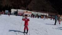 首尔滑雪 .2016春节