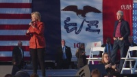 20151024 - Hillary Clinton Participates in a Rally in Iowa with Katy Perry