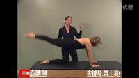 GO FINTESS 去健身 Pilates普拉提床 普拉提垫 瑜伽 教学 3