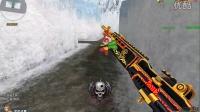 阿哲的生死狙击游戏视频:m14ebr悟空的评测,这把枪不怎么样。顶阿春,蜥蜴