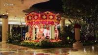 「永利皇宫」Preston Bailey 的大型花卉布置