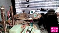 【X科技】国人静态发电机带灯泡和电焊机