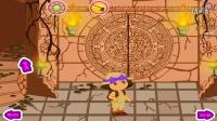 爱探险的朵拉玛雅夺宝游戏 亲子益智早教