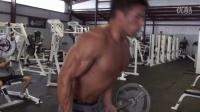 【马丁健身】Christian Guzman手臂背部训练