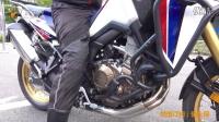 【车型实拍】本田非洲双缸(CRF1000L Africa Twin)发动机声音骑士网实拍