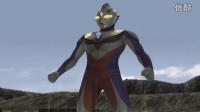 奥特曼格斗进化3 单人挑战模式 暗黑迪加挑战雷欧奥特曼 宇宙恐龙杰顿 宇宙正义机器人