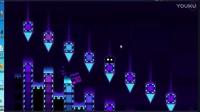 【几何冲刺:崩溃】视觉和听觉上的极致体验游戏