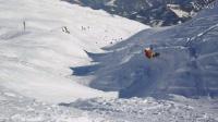 """尝试过""""Banked Slalom""""滑道吗?在3月你就能体验在Banked Slalom课程中顺流而下的感觉了!它对所有人开放!"""