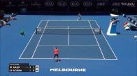 2017澳大利亚网球公开赛-费德勒首秀遇挑战 彭帅张帅段莹莹均过关