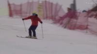韩国自然滑雪技术06:自然的平行式转弯