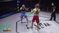 精武门对决-武亚楠VS阿莱雅:武亚楠迎战俄罗斯站立式格斗冠军阿莱雅