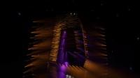 超级灯光秀-2央视总部(模型舞台)-零度灯光
