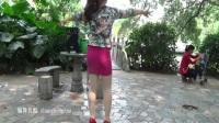 编舞优酷 zhanghongaaa 舞蹈100步广场舞教学版你新我也新 原创