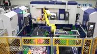 东台精机 轮圈自动化生产线
