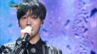 【风车·韩语】Super Junior艺声回归舞台《春天的阵雨》音乐银行现场版