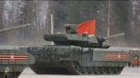 2017年俄罗斯红场阅兵彩排 北极武器装备将第一次亮相