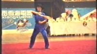 1995年全国武术套路锦标赛 女子竞赛项目 女子刀术 011 张亚琼(安徽)