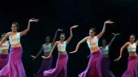傣族舞《民间舞课》石家庄市艺校