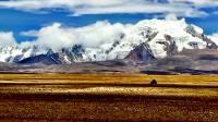 向着阿里,穿行于雅鲁藏布上游河谷—左喜马拉雅,右冈底斯山