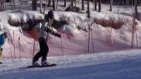 一鹤领滑 单板刻滑 基础练习(四)低位走刃