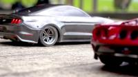 Traxxas GT和 Mustang GT Woodward营地狂飙