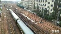 郑州站外拍火车集锦,各种火车+各种高铁