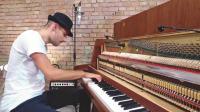 再来一个钢琴版的 Despacito