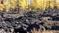 阿尔山火山熔岩地貌--男博万视觉